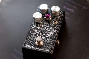 MasonorousFX Black Glass Germanium Hybrid Overdrive